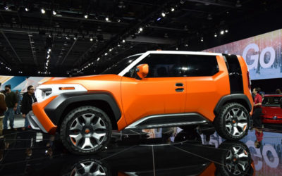 The Detroit Auto Show 2018 in Pictures