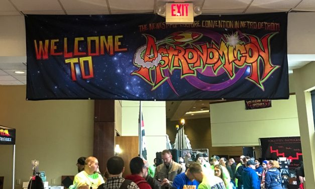 Astronomicon 2018 Hits High Note with Pop Culture Fans and Vendors