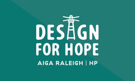 AIGA Raleigh Calls for Creators to Help Design for Hope