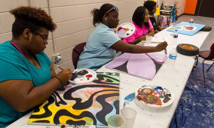 Mint Artists Guild Works to Develop Detroit's Creative Youth