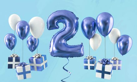 We're Celebrating our 2nd Birthday with giveaways and fun