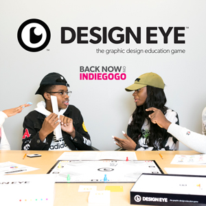 Support Design Eye Board Game
