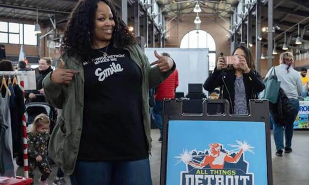 Jennyfer Crawford: building a community for Detroit's Entrepreneurs