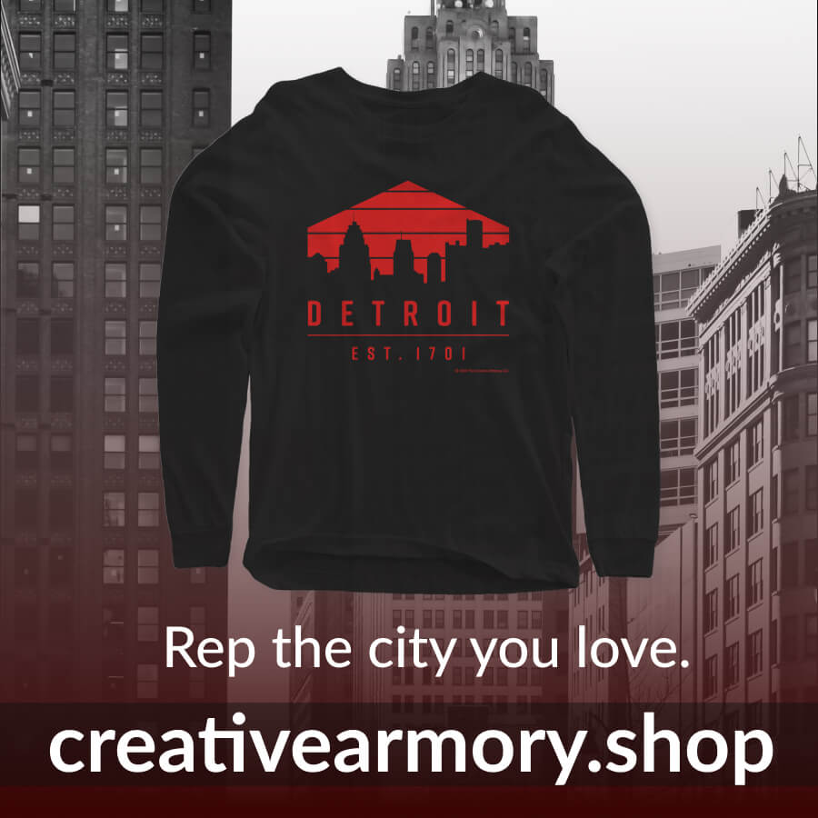 Shop Detroit 1701 Apparel
