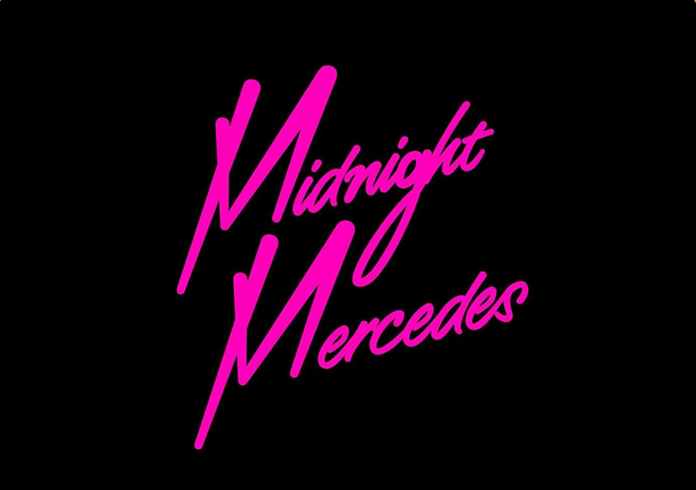 Midnight Mercedes Band Logo