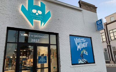 Vault of Midnight Celebrates New Location with Free Comics and Family Fun